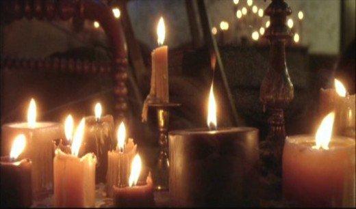 Candele magiche candele esoteriche magia delle candele for Candele colorate