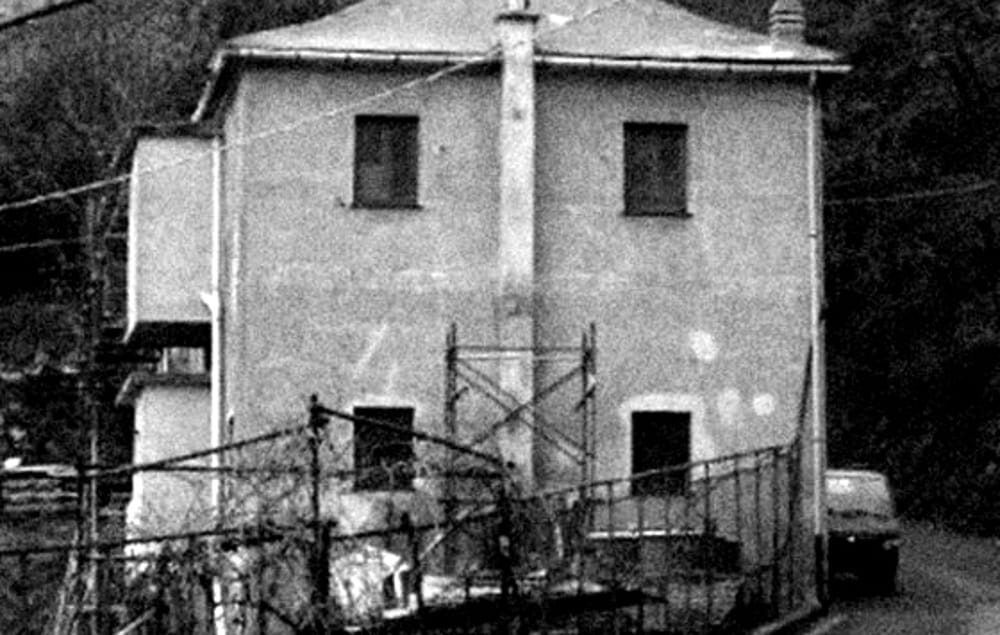 casa delle anime voltri
