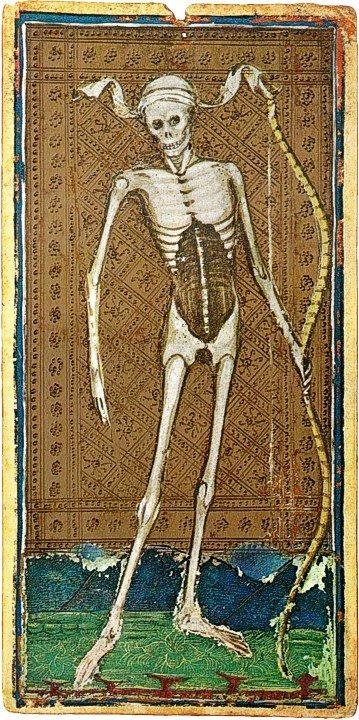 la morte nei tarocchi