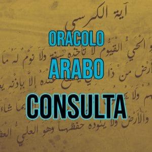 oracolo arabo