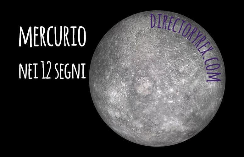 mercurio astrologia