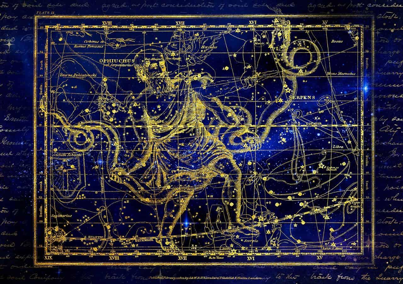 Ofiuco : il tredicesimo segno zodiacale.