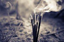 Incensi rituali magici per l'amore, il lavoro e la fortuna