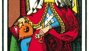 La Papessa nei tarocchi